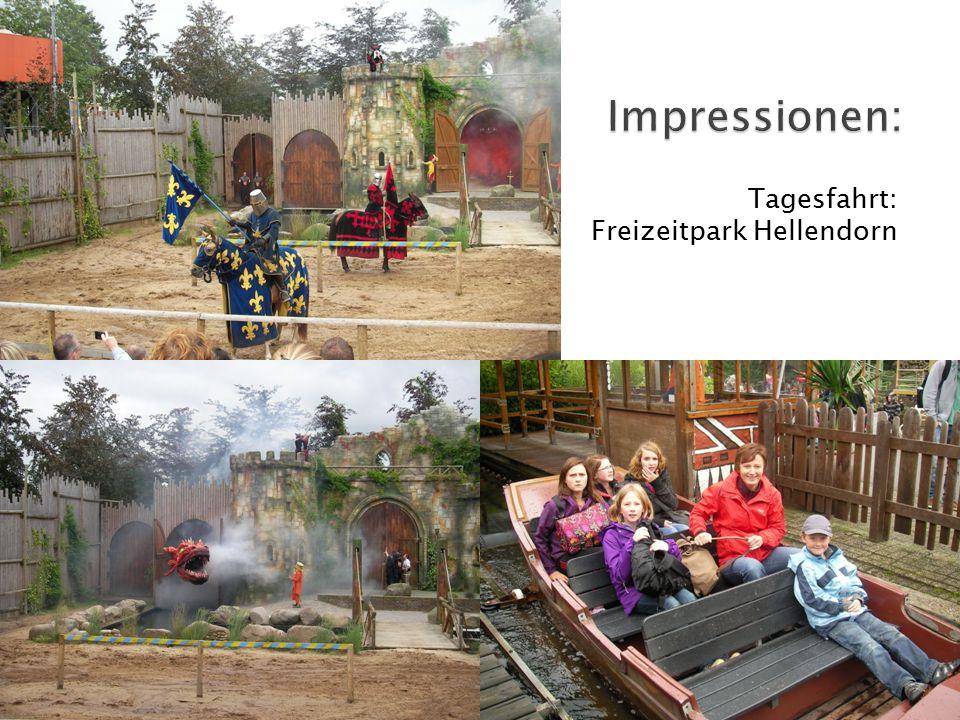 Tagesfahrt: Freizeitpark Hellendorn