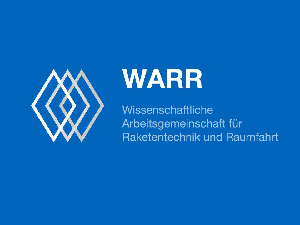 Wissenschaftliche Arbeitsgemeinschaft für Raketentechnik und Raumfahrt Lehrstuhl für Raumfahrttechnik Technische Universität München Zeit für Fragen!