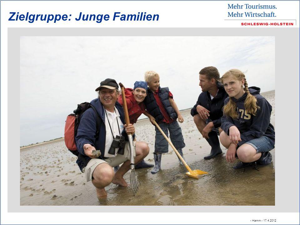 Zielgruppe: Junge Familien - Hamm - 17.4.2012