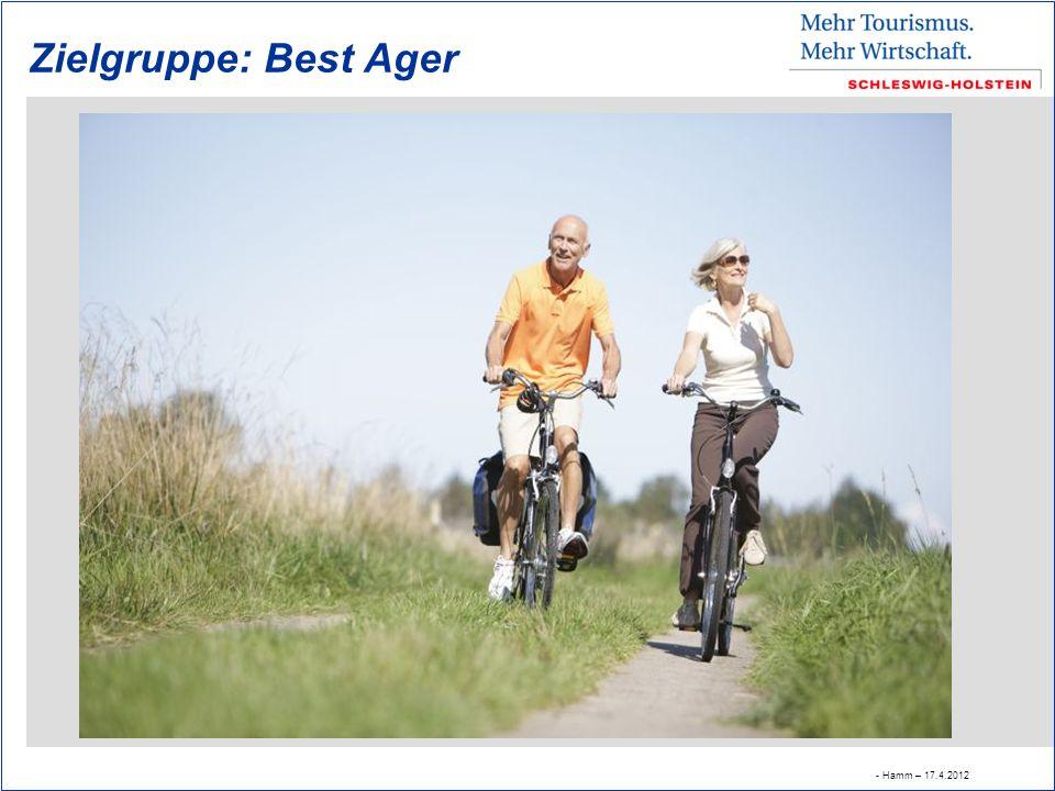 Zielgruppe: Best Ager - Hamm – 17.4.2012