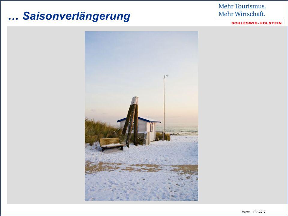 … Saisonverlängerung - Hamm - 17.4.2012