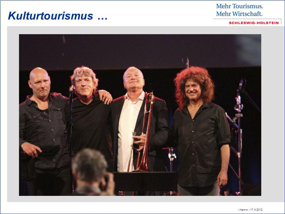 Kulturtourismus … - Hamm - 17.4.2012