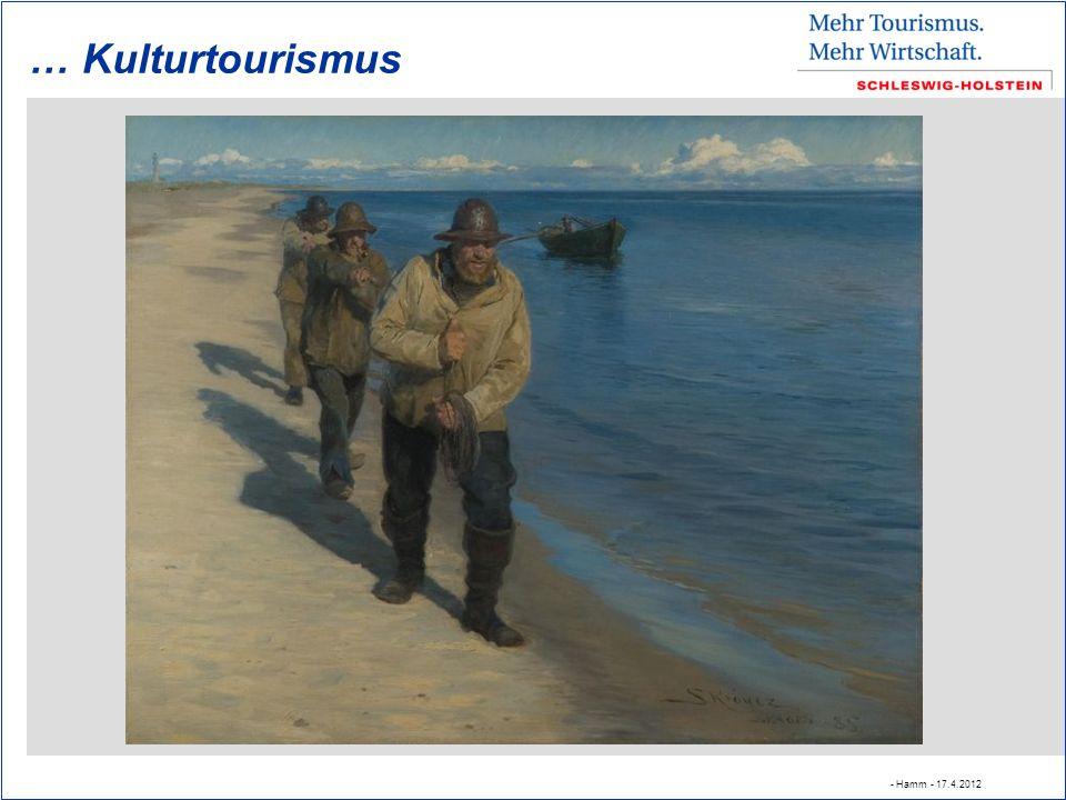 … Kulturtourismus - Hamm - 17.4.2012