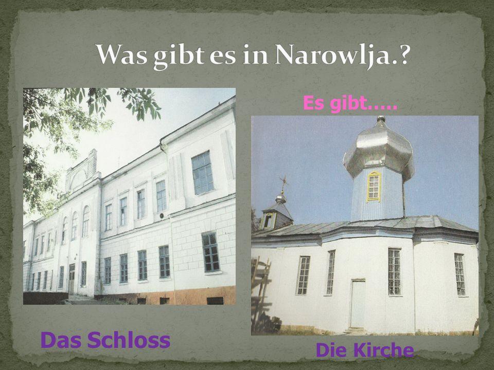 Es gibt….. Die Kirche Das Schloss
