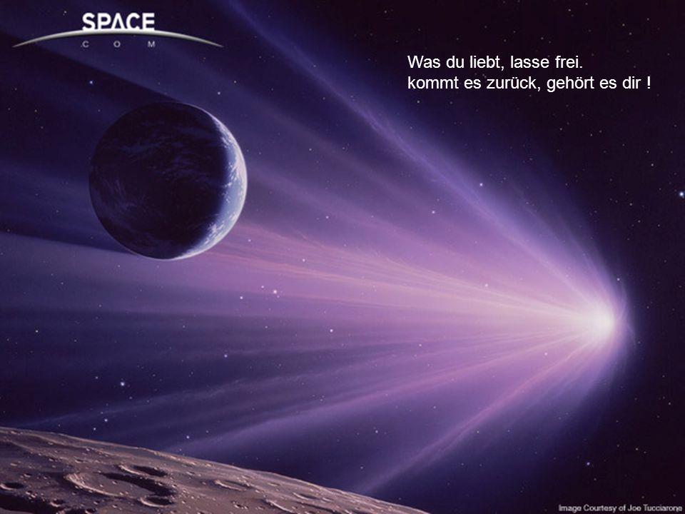 Wo Licht in den Menschen ist, scheint es aus ihnen heraus !