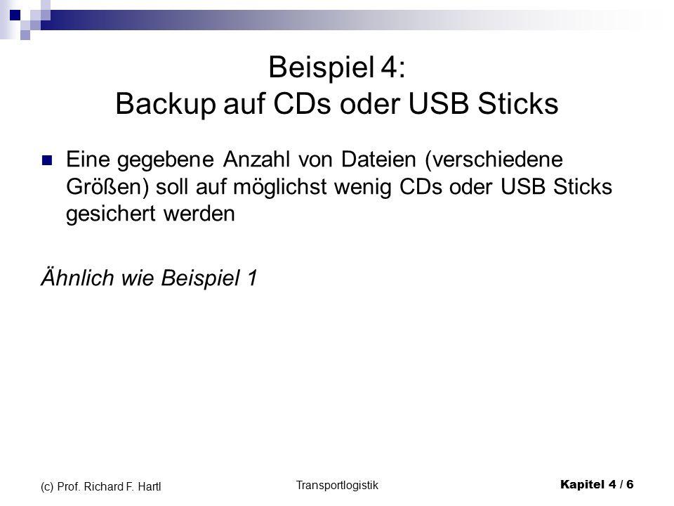 """5.4.2 OFFLINE """"Strip packing Problem In vorigen Beispiel sah man, dass BFL (bzw."""
