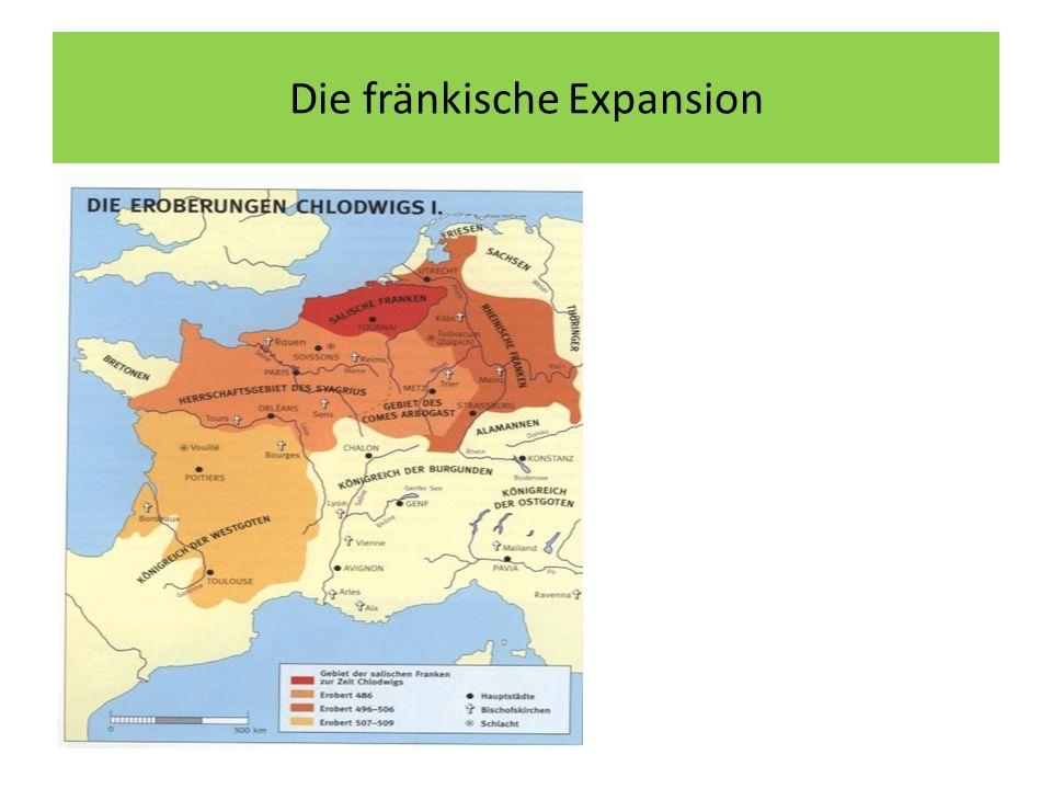 Die fränkische Expansion