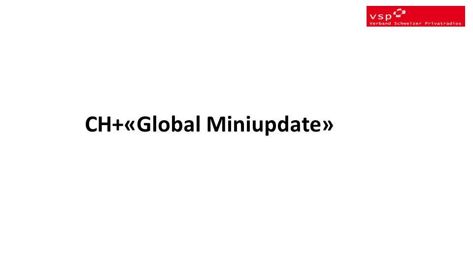 CH+«Global Miniupdate»