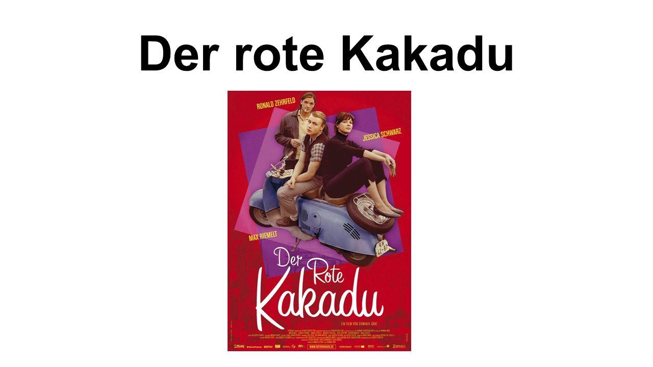 Der rote Kakadu
