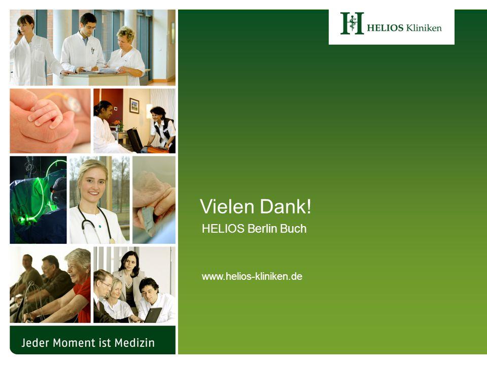 52 Nierenkomplikationen in der Schwangerschaft 19.06.2015HELIOS Standort www.helios-kliniken.de Vielen Dank! HELIOS Berlin Buch