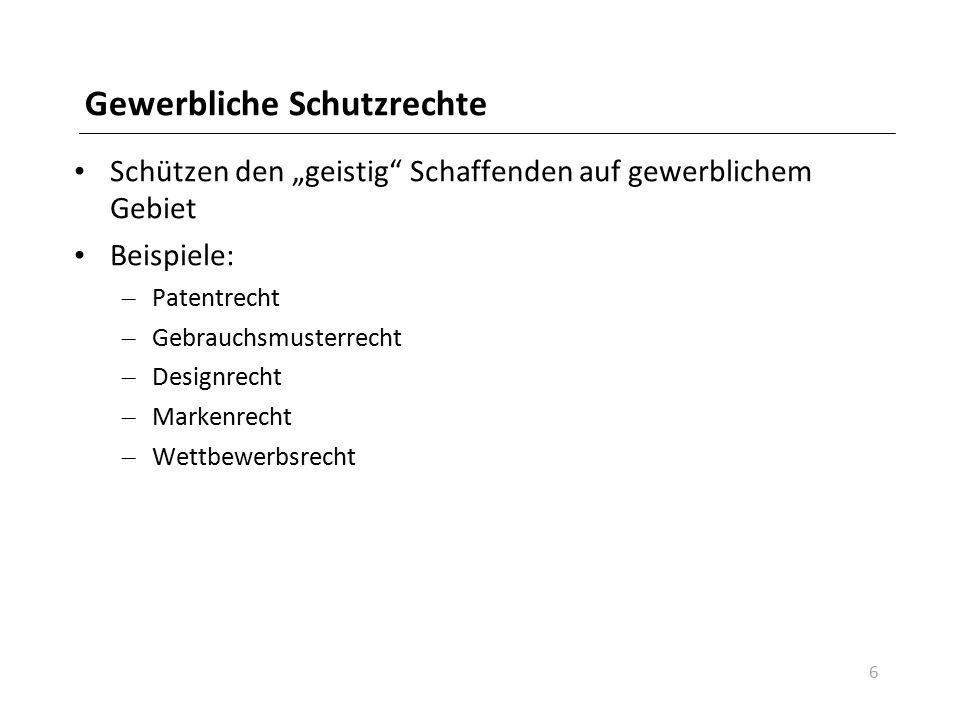 Werkbegriff § 1 UrhG: Literatur, Wissenschaft und Kunst § 2 Abs.
