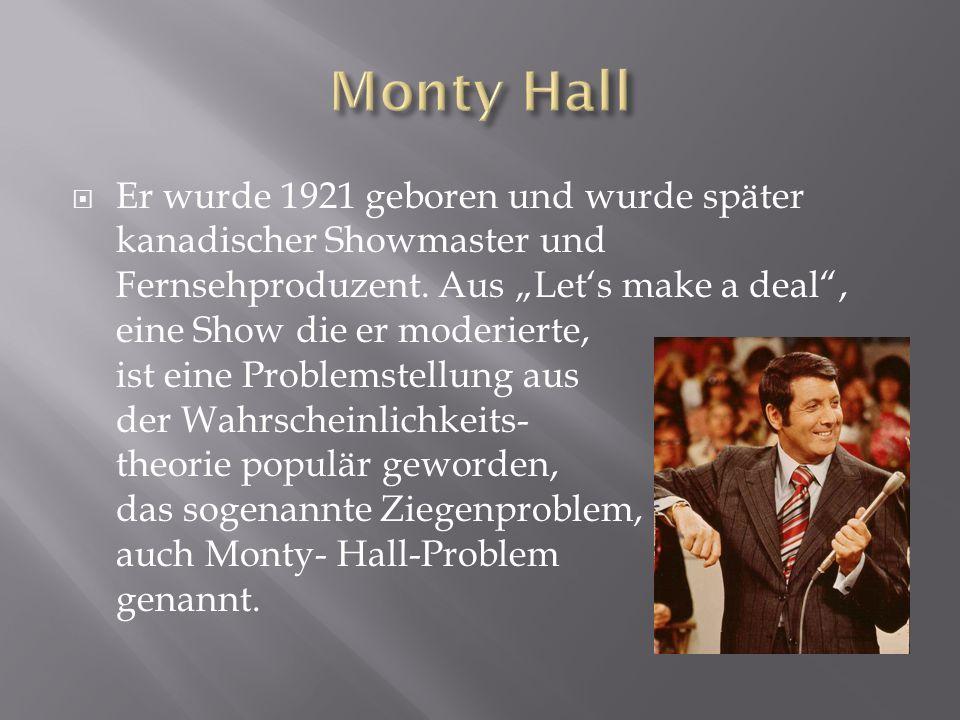  Er wurde 1921 geboren und wurde später kanadischer Showmaster und Fernsehproduzent.