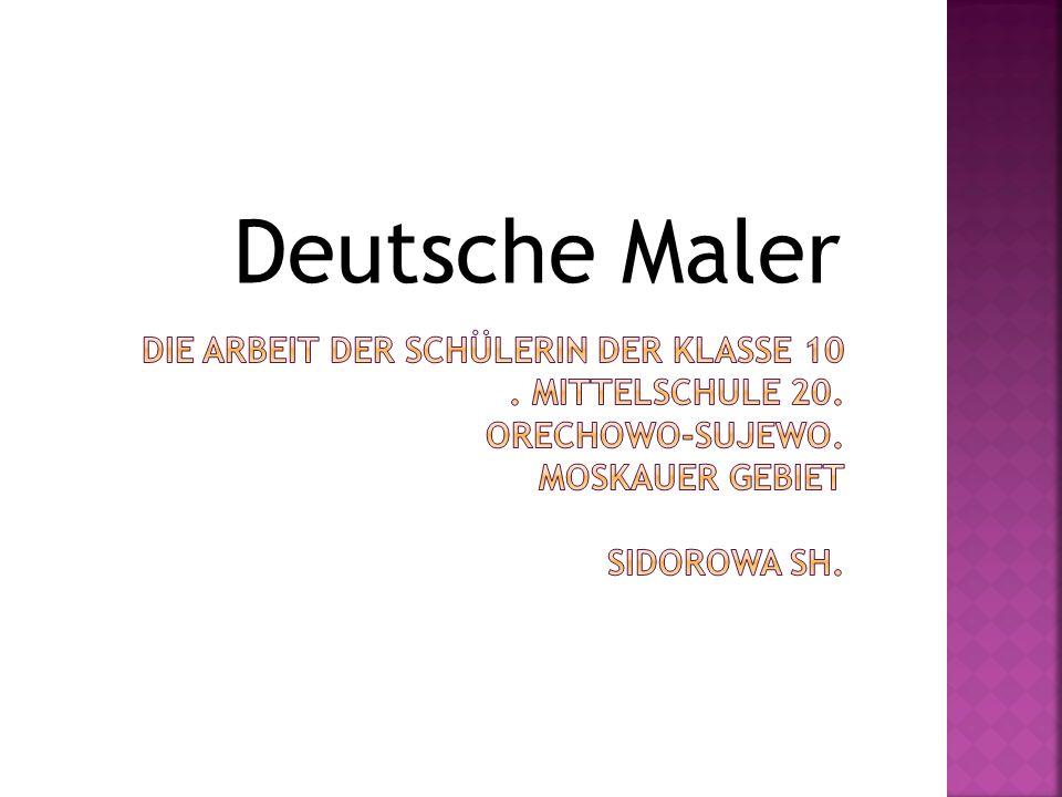 Deutsche Maler