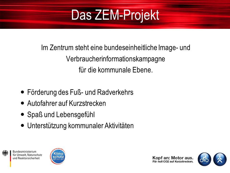 Das ZEM-Projekt Im Zentrum steht eine bundeseinheitliche Image- und Verbraucherinformationskampagne für die kommunale Ebene.