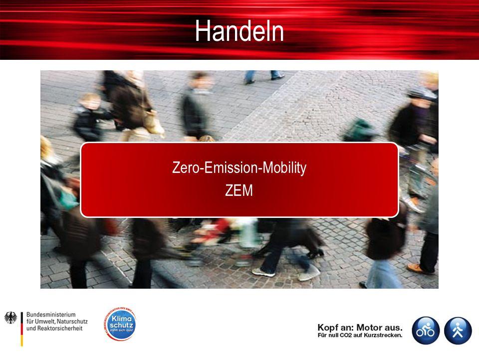 Handeln Zero-Emission-Mobility ZEM