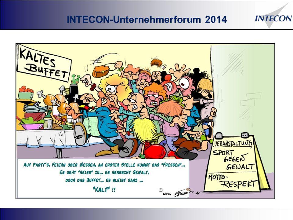 INTECON-Unternehmerforum 2014