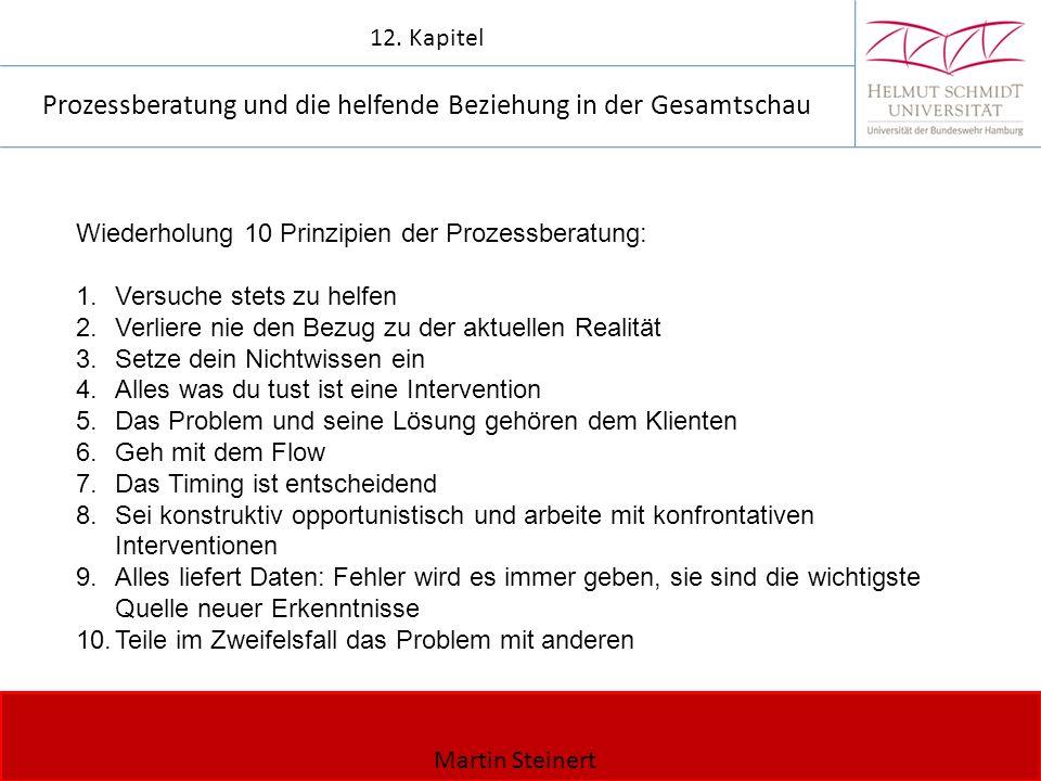 Martin Steinert 12.