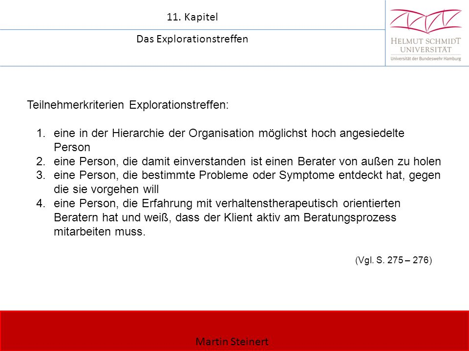 Martin Steinert 11.