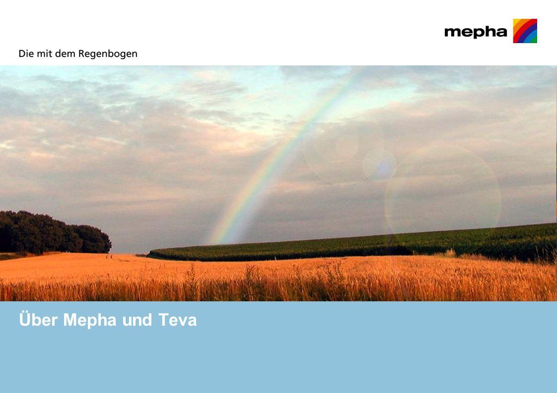 Über Mepha und Teva
