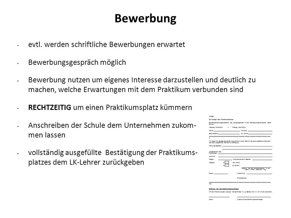 Praktikumsnachweis Koordinatorinnen benötigen einen Nachweis über das absolvierte Praktikum Vordruck des Nachweises ist dem Anschreiben für den Betrieb beigefügt für eigene Unterlagen: zusätzliches Nachweis/Arbeitszeugnis