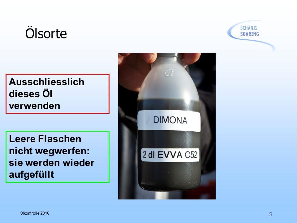 Ölkontrolle 2016 Ablauf der Messung 6