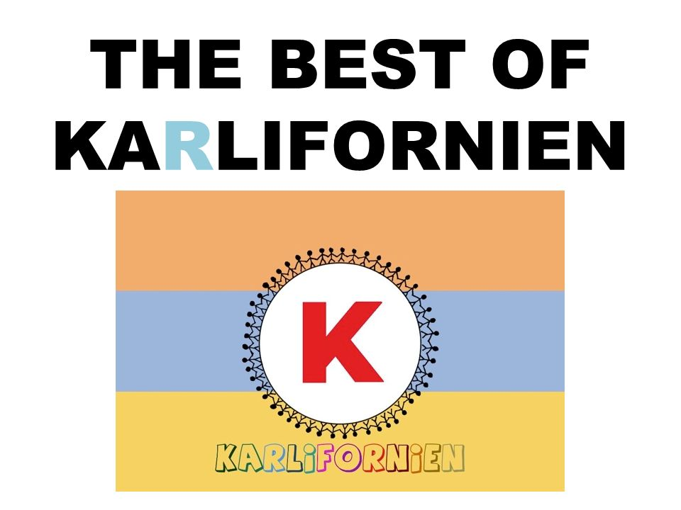 THE BEST OF KARLIFORNIEN