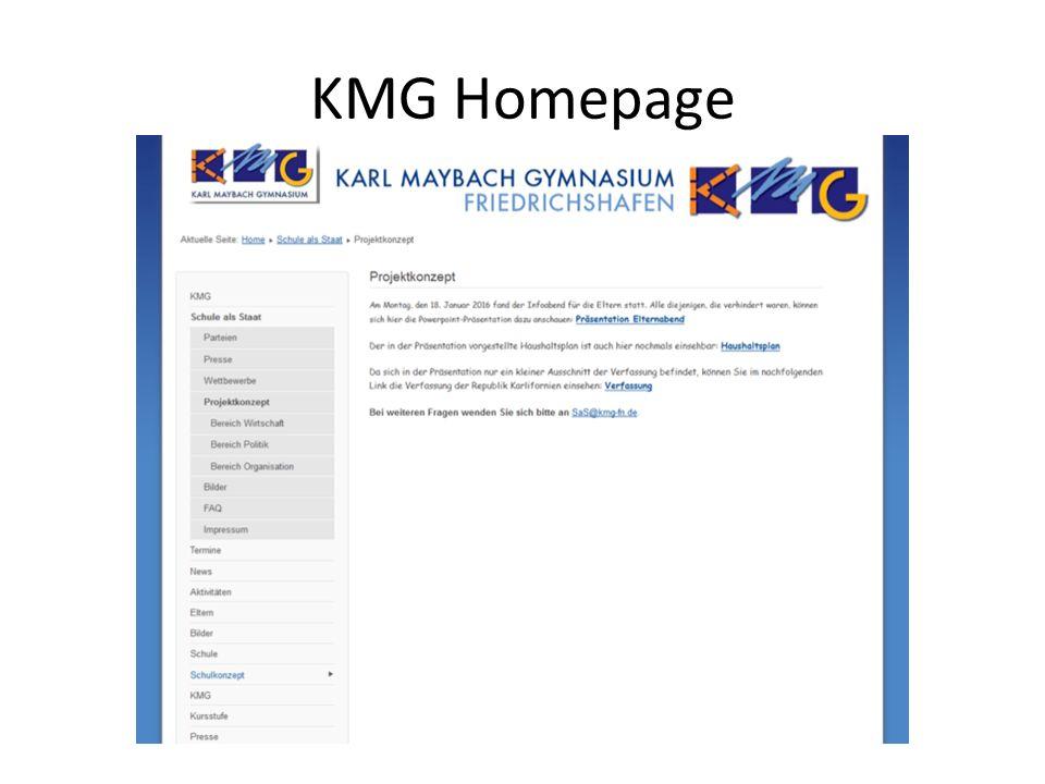 KMG Homepage