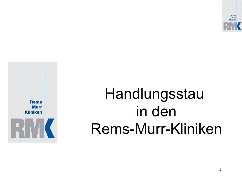 1 Handlungsstau in den Rems-Murr-Kliniken