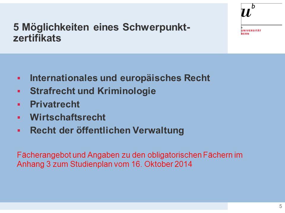 Weitere Informationen 16  www.rechtswissenschaft.unibe.ch www.rechtswissenschaft.unibe.ch  Dekanat Zuständig für Masterstudium: Frau Petra Dasen (Büro D 104, Tel.
