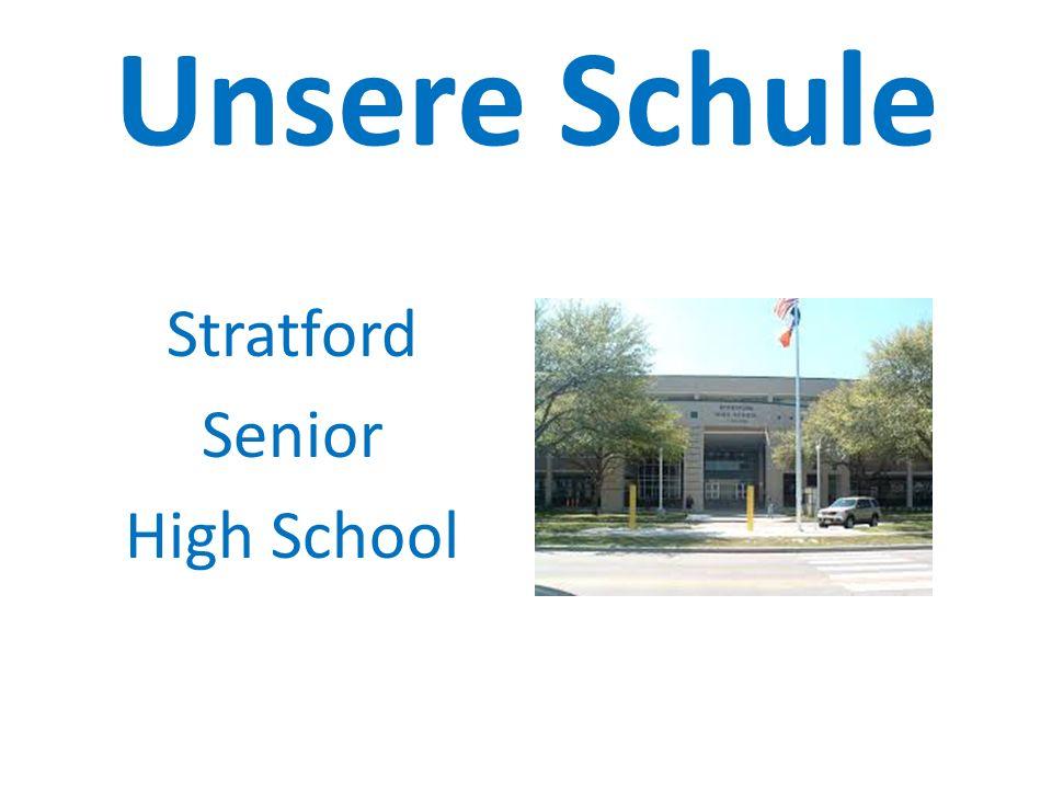 Unsere Schule Stratford Senior High School