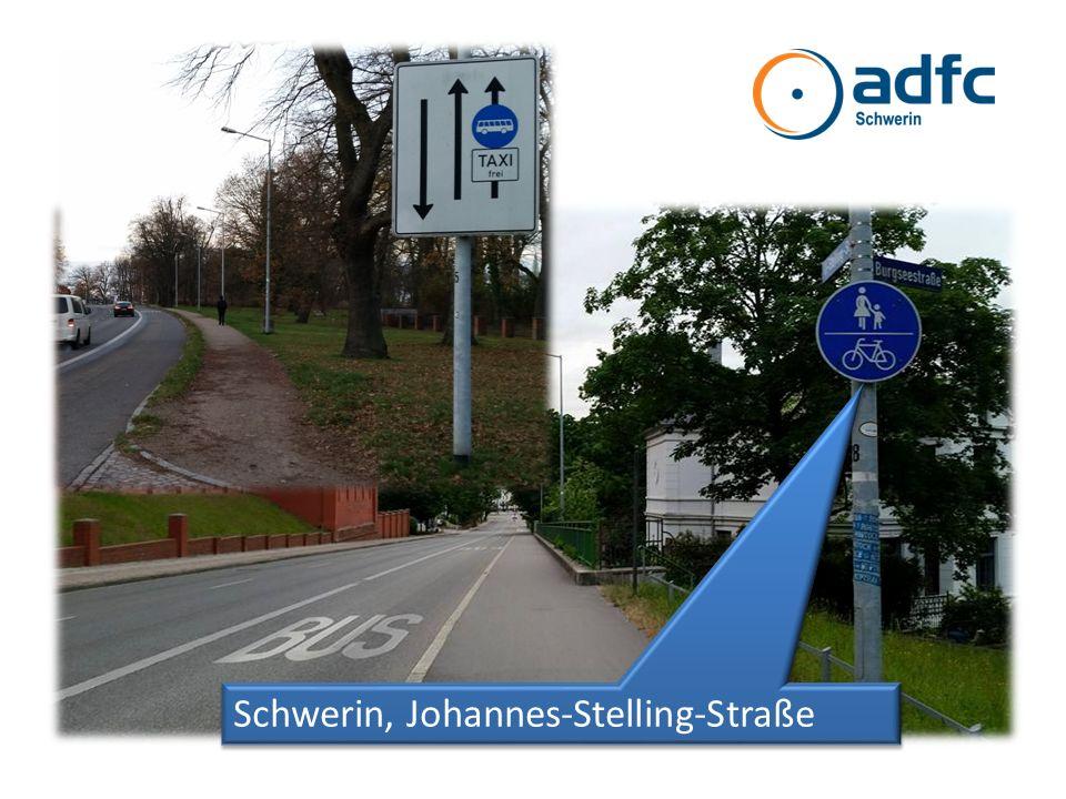 Schwerin, Johannes-Stelling-Straße