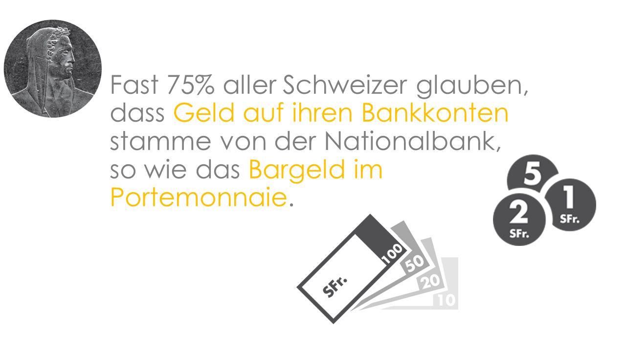 Entscheidend ist… …neues Geld fliesst zuerst direkt in die Realwirtschaft anstatt die Finanzmärkte.