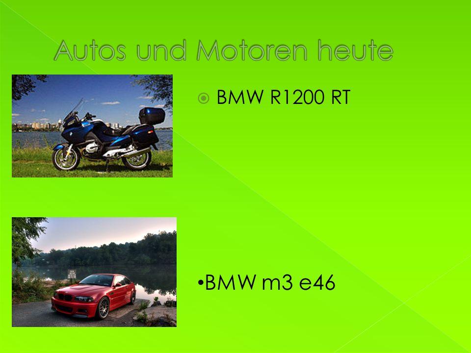 """ Das erste Modell der erfolgreichen """"Neuen Klasse : BMW 1500 BMW R75/5 (1973½)"""