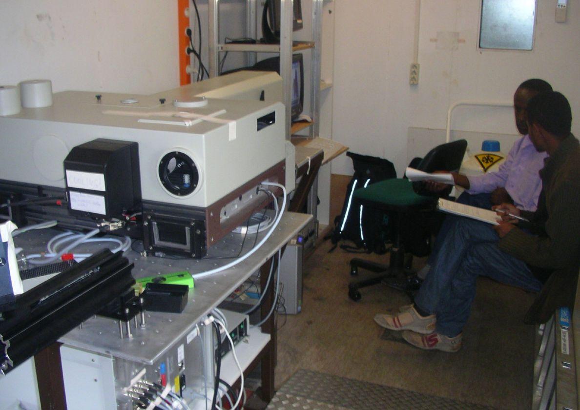KIT – die Kooperation von Forschungszentrum Karlsruhe GmbH und Universität Karlsruhe (TH) 20 Thomas Blumenstock, NDACC-IRWG, May 12 – 14, 2008