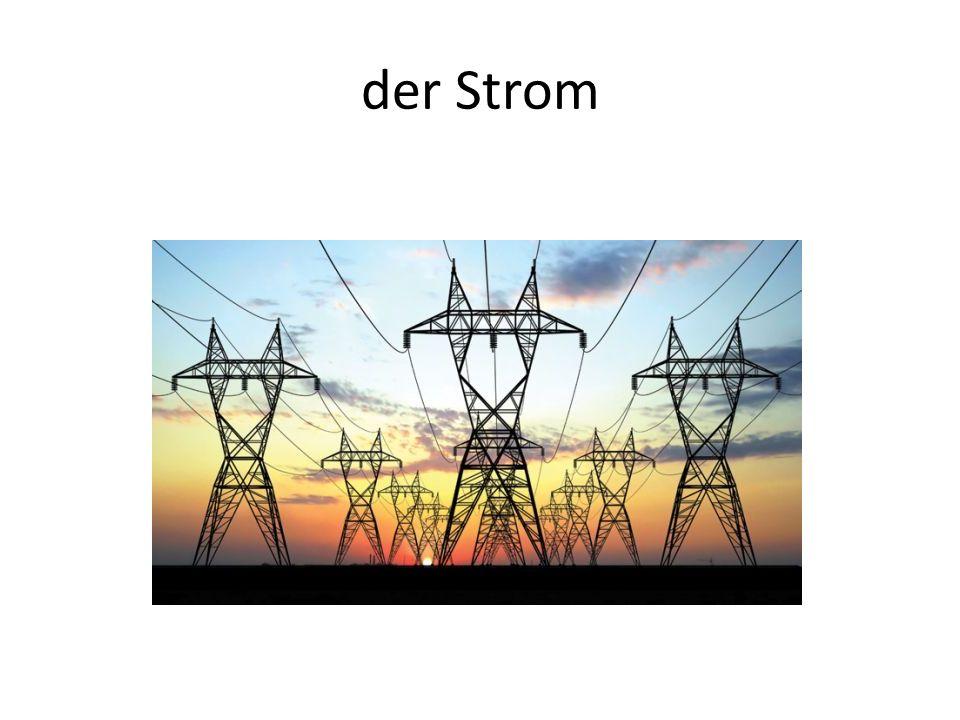 der Strom