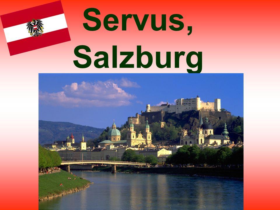 Servus, Salzburg