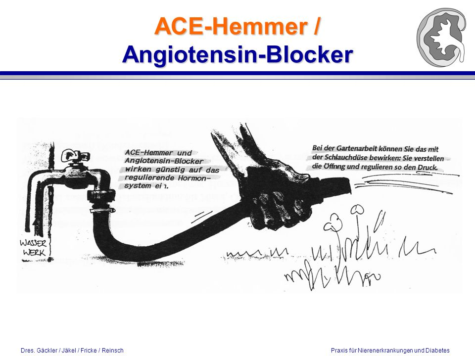 ACE-Hemmer / Angiotensin-Blocker