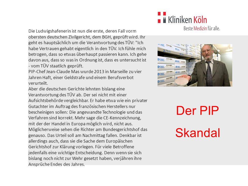 Die Ludwigshafenerin ist nun die erste, deren Fall vorm obersten deutschen Zivilgericht, dem BGH, geprüft wird. Ihr geht es hauptsächlich um die Veran
