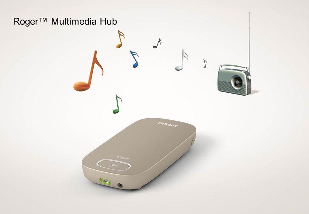 Roger™ Multimedia Hub