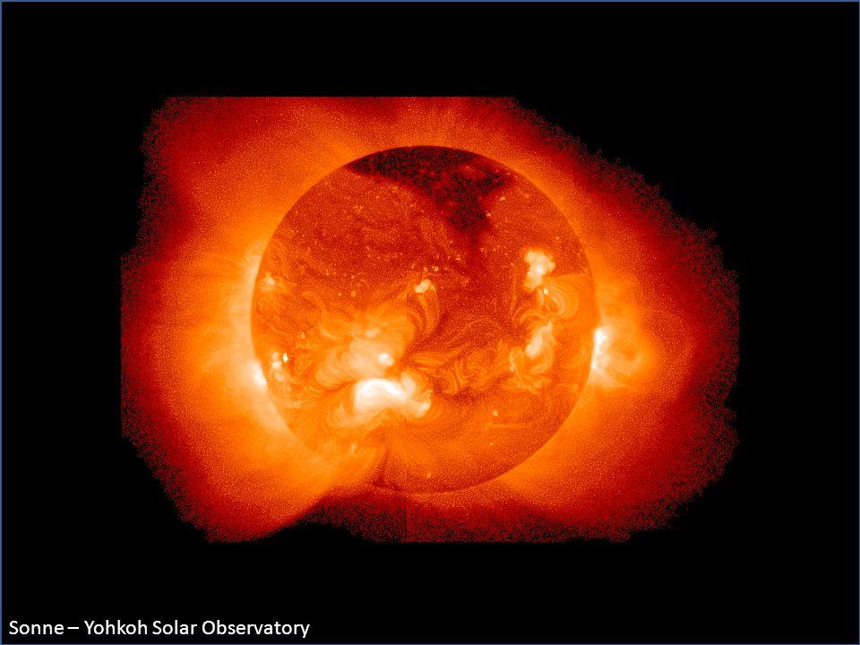 Sonne – Yohkoh Solar Observatory