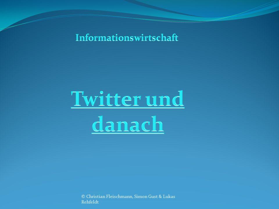 1.Twitter auch per SMS. 2. Trend-> Handyflatrate 3.