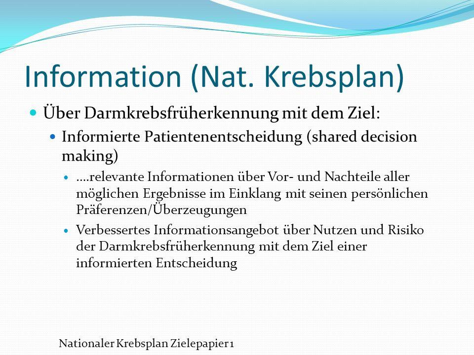 Information (Nat.