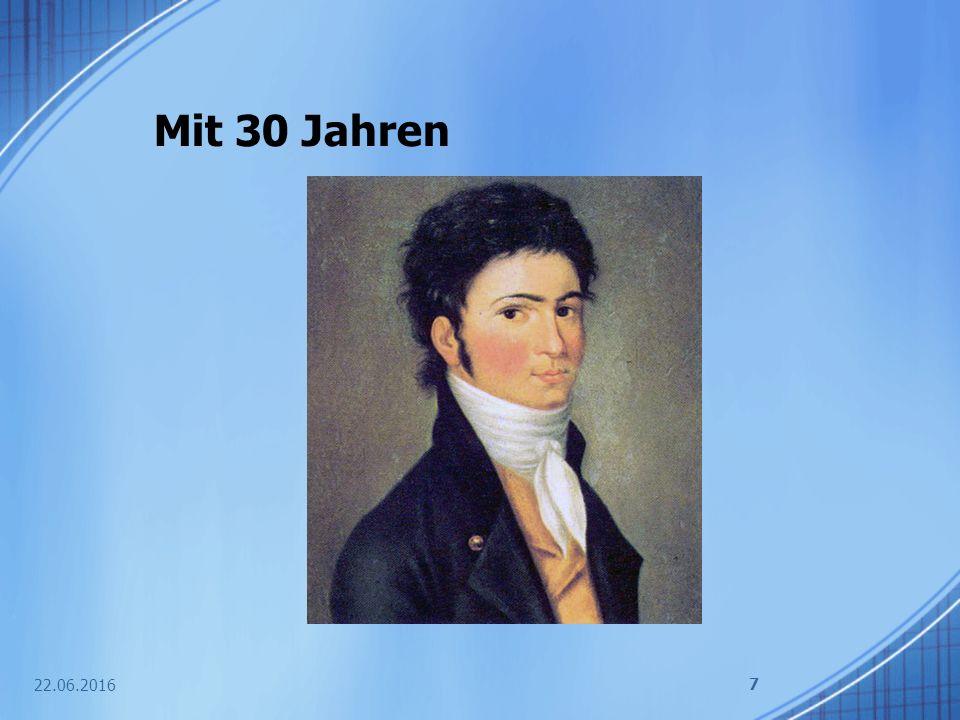 Siebzehnhundertzweiundachtzig kam der zwölfjährige Komponist nach Wien, wo er bis zu seinem Tode lebte.