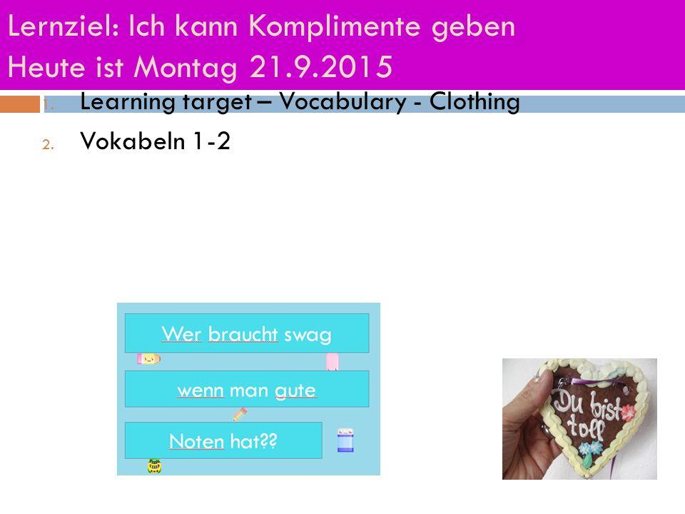 Grammatik Worksheet  (the ) (old )  Sohn gibt (his )  (pretty ) Mutter (a ) Blume.