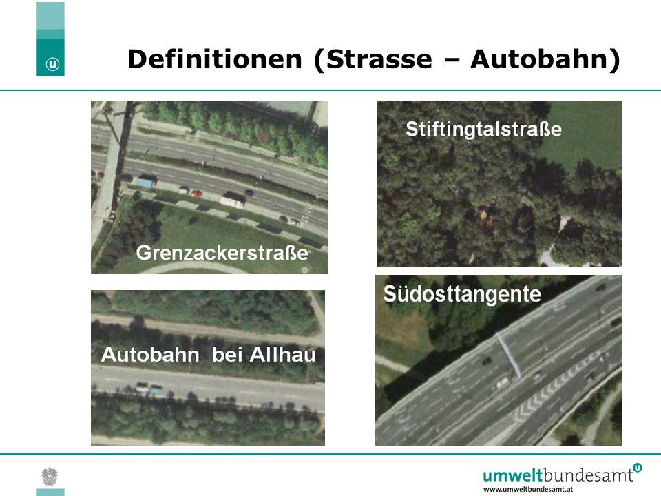 22.06.2016| Folie 15 Definitionen (Strasse – Autobahn)