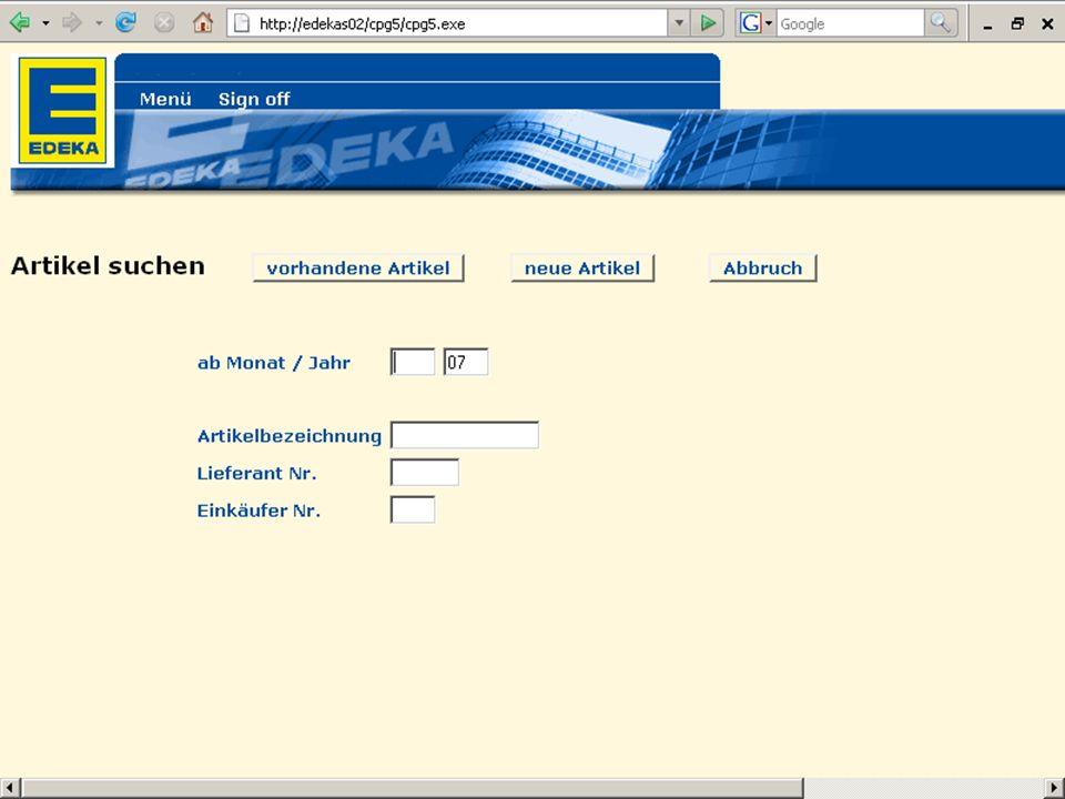 Hessenring select artnr from dbadm.artikel where abez like %EINGABE1%'' and aliefnr = EINGABE2'' and aeknr = EINGABE3'' (oder ca.