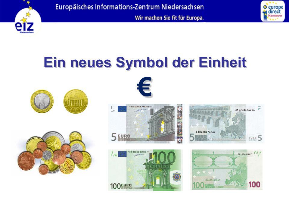 € Ein neues Symbol der Einheit €
