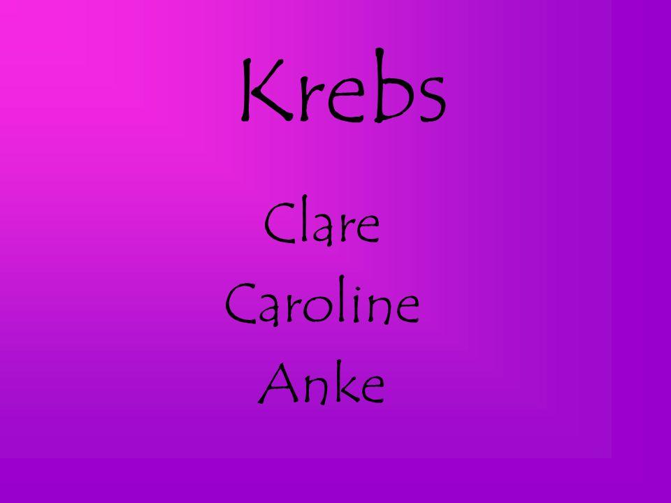 Krebs Clare Caroline Anke