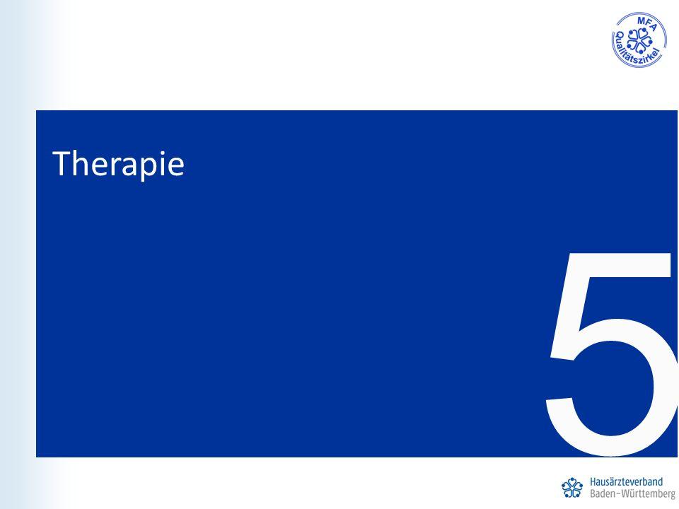 5 Therapie