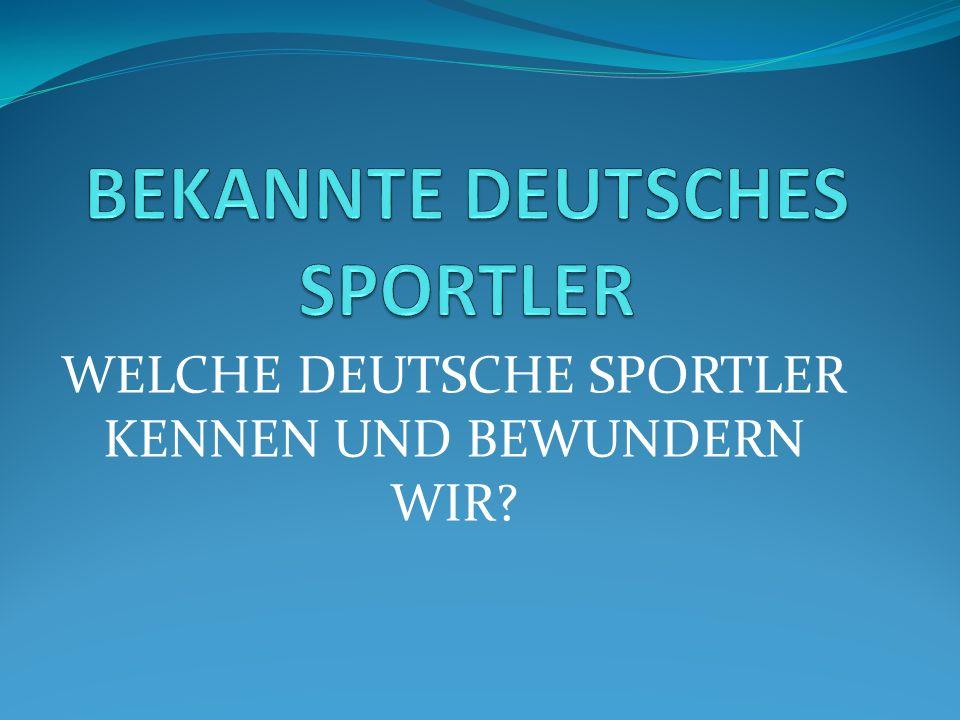 Die Auswahlmannschaft Deutschlands in Skispringen.